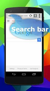 Speed Internet Browser screenshot 1