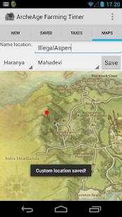 Archeage Coordinate Map : archeage, coordinate, Farming, Timer, ArcheAge, AppRecs