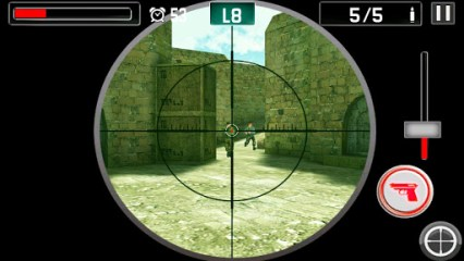 Guerre Gun Shoot APK Capture d'écran