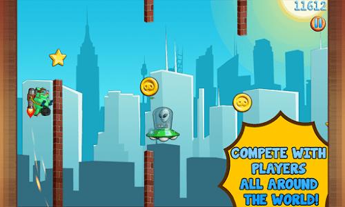 Jetpack Piggies Bros screenshot 7