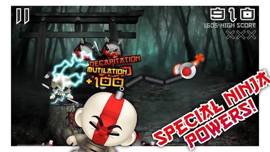 Pocket Ninjas screenshot 3