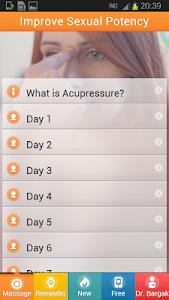 Sexual Potency - Acupressure screenshot 4