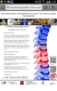Fisioterapia y Dolor screenshot 1