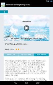 Beginners Watercolor Painting screenshot 7