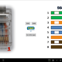 Rj45 Color Coding Wiring Diagram Australian 3 Phase Plug Ethernet Connector Pinout And Colors