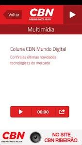 Rádio CBN Ribeirão screenshot 4