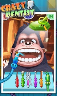 Crazy Dentist - Fun games APK