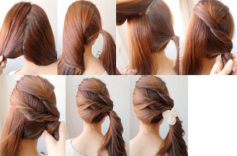 Easy Hairstyles Android Apps On Google Play