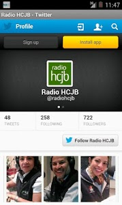 Radio HCJB screenshot 2