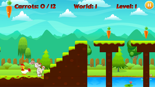 Bunny Run screenshot 0