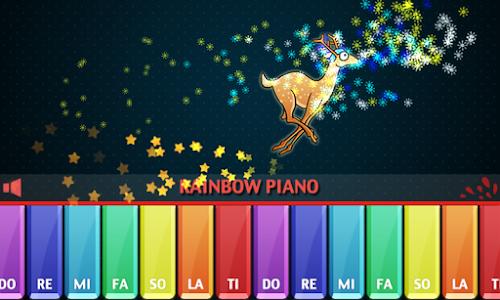 Rainbow Piano screenshot 7