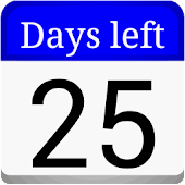 Days  Left (countdown timer)
