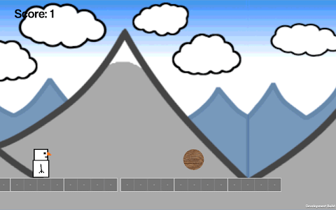 Snowman Runner screenshot 15