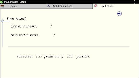 Math.Limits screenshot 13