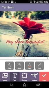 Textgram - Text on Pics screenshot 3