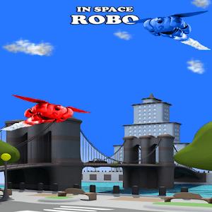 Robo in space screenshot 2