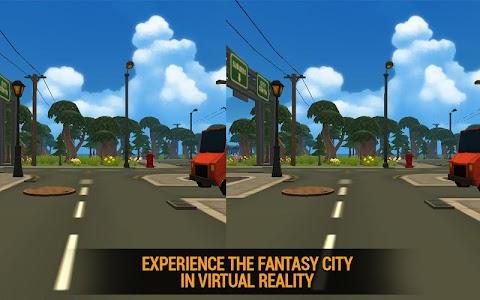 Fantasy City Tours VR - Toon screenshot 0