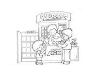 100 Comercio Dibujos Para Colorear Dibujos Para Colorear