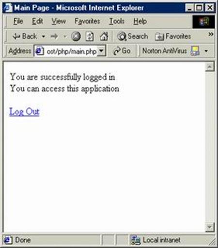 Fitur Login-Logout Halaman Web Dengan PHP-Gambar 5