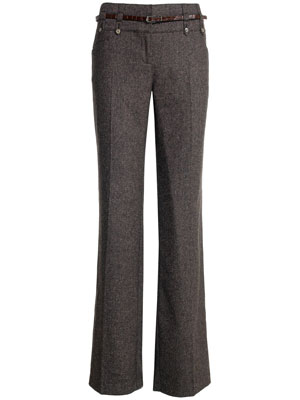 Hattie Wool Trousers by Monsoon