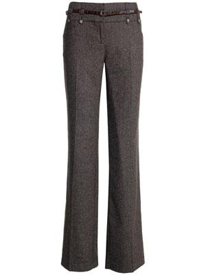 Hattie Wool Trousers by Monsoon