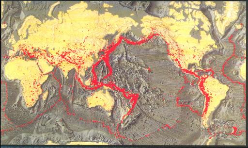 大地震區竟然成一條直線橫跨中國:是發現還是謠言?   空錯志