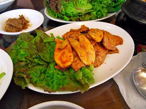 Barbeque Veggie Meat