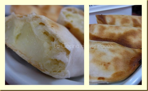 Empanadillas de Tortilla de Patata