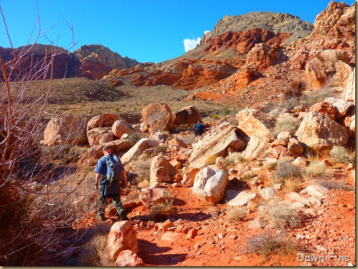 calico hike w David_005