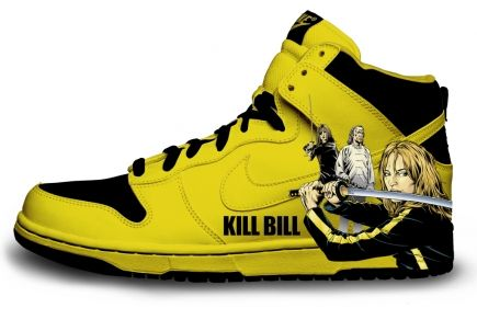Gambar : Nike-shoes-design-kill-bill
