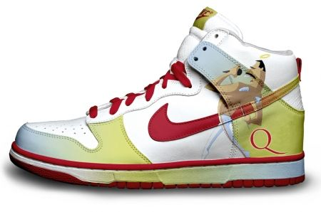 Gambar : Nike-shoes-design-queen