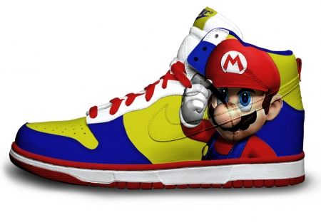 Gambar : Nike-shoes-design-mario-2