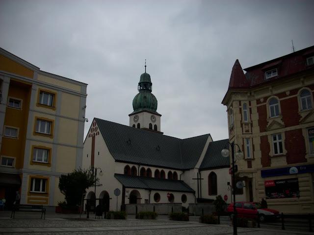 Kościół św. Jakuba - Człuchów