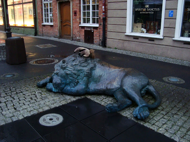 Przy Tadziku wszystkie lwy łagodnieją...