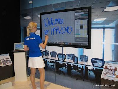 Tablica interaktywna Samsunga