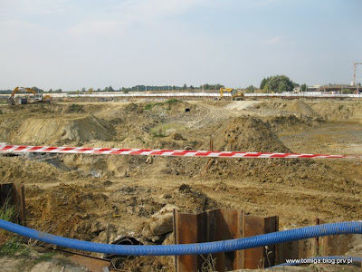 Budowa wrocławskiego stadionu