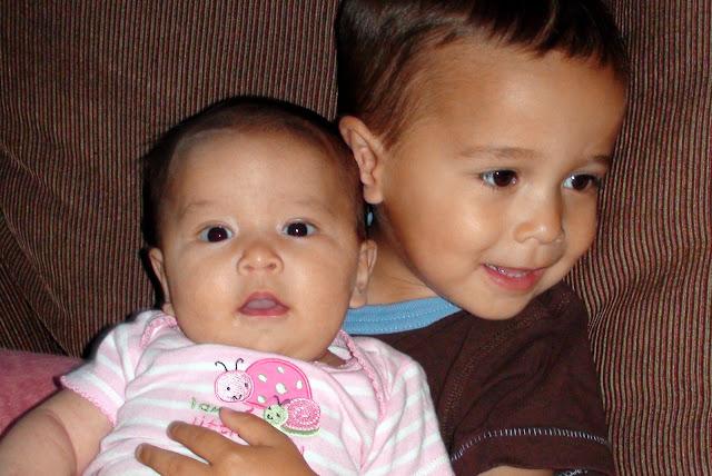 Blake and Hannah