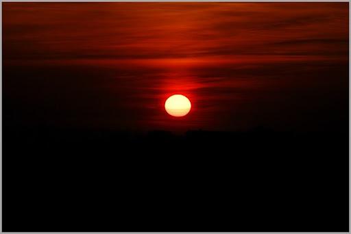 Puesta de sol III