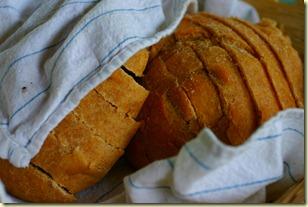 Bread close