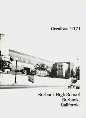 Burbank High School Burbank, California Class of 1967