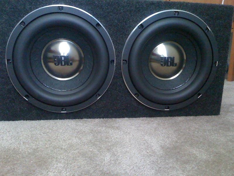 E39 Sub/Amp Install - Car Audio
