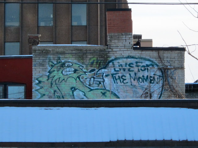 Live For The Moment (Dundas West Station)