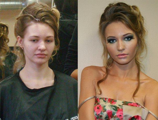 makeup before after vandreev 12 - 13 Fotos de maquiagem incríveis antes e depois