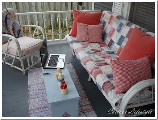 Cottage Lifestyle Wordless And Outdoor Wednesday