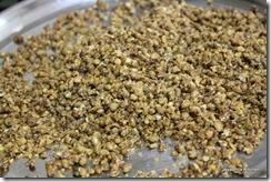 dry mixture
