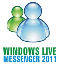 logo windows live messenger 2011