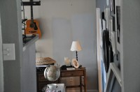 Domestic Fashionista: Living Room Painted :: How to Paint