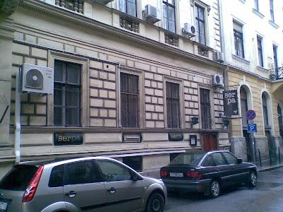 belváros, Budapest, kocsma, pincekocsma, Serpa, VI. kerület, Zichy utca