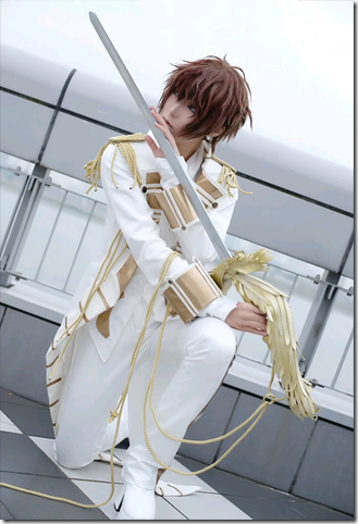 code geass: lelouch of the rebellion cosplay - kururugi suzaku 03