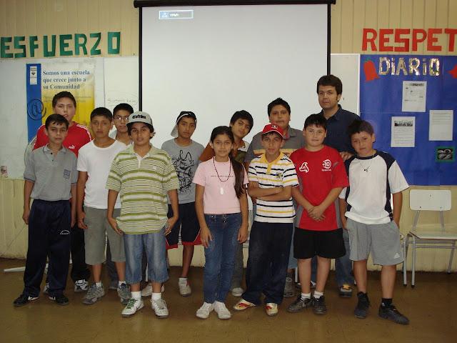 """""""Curso Monitores Apoyo a la Coordinación Informática dentro de la Escuela"""""""